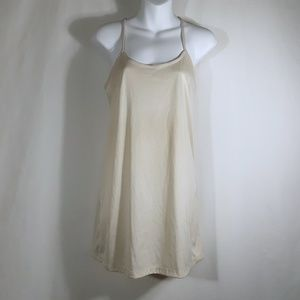 Lauren Conrad Long cream tank cami top **BUNDLE**